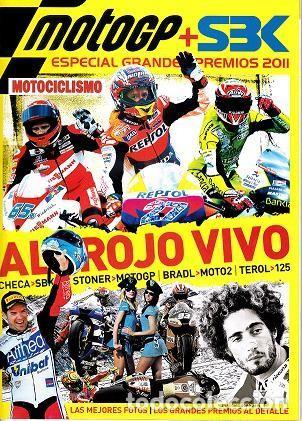 REVISTA MOTOCICLISMO. ESPECIAL MOTO GP + SBK (Coches y Motocicletas - Revistas de Motos y Motocicletas)