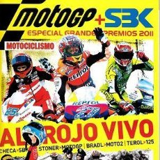 Coches y Motocicletas: REVISTA MOTOCICLISMO. ESPECIAL MOTO GP + SBK. Lote 72343591