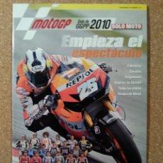 Coches y Motocicletas: SOLO MOTO. GUIA GRANDES PREMIOS 2010. Lote 72344011