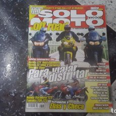 Coches y Motocicletas: SOLO MOTO & OFF ROAD NUMERO 1303 MAYO 2001. Lote 72385775
