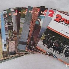 Coches y Motocicletas: FASCICULOS 2 RUEDAS. Lote 75797963