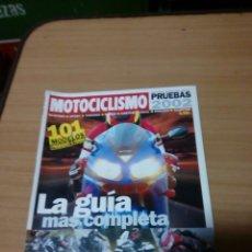 Coches y Motocicletas: REVISTA MOTOCICLISMO PRUEBAS 2002. Lote 75914037