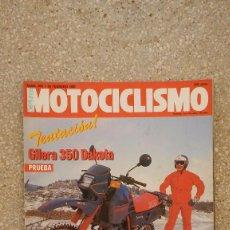 Coches y Motocicletas: MOTOCICLISMO Nº 993 AÑO 1987. Lote 75972179