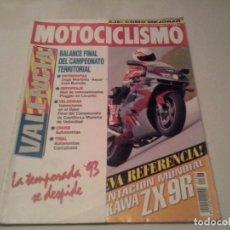 Coches y Motocicletas: MOTOCICLISMO Nº 1347. Lote 76591623