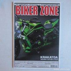 Coches y Motocicletas: REVISTA BIKER ZONE Nº239 . 1995. Lote 78853345