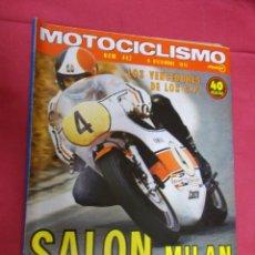 Coches y Motocicletas: MOTOCICLISMO. 442. 6 DICIEMBRE 1975. BULTACO. OSSA.. Lote 79547841