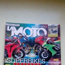 Coches y Motocicletas: REVISTA LA MOTO NUMERO 210 OCTUBRE 2007. Lote 79793813