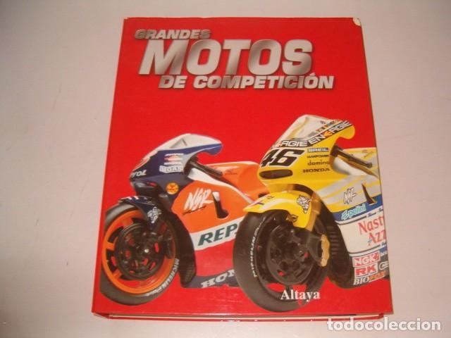 GRANDES MOTOS DE COMPETICIÓN. RM79499. (Coches y Motocicletas - Revistas de Motos y Motocicletas)