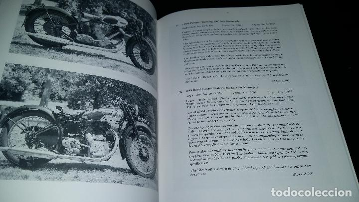 Coches y Motocicletas: sotheby´s / the grangbridge collection of early classic motorcycles / hampshire / 30 september 1989 - Foto 2 - 80616206