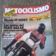 Coches y Motocicletas: REVISTA MOTOCICLISMO -- Nº 838 - FEBRERO 1984 --. Lote 82927660