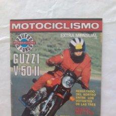 Coches y Motocicletas: REVISTA DE MOTOCICLISMO. Lote 87675160