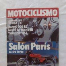 Coches y Motocicletas: REVISTA DE MOTOCICLISMO. Lote 87676200
