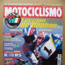 Coches y Motocicletas: MOTOCICLISMO 1533 COMPARATIVA BMW K 1200 RS BMW K 1100 RS NOVEDADES 1998. Lote 87677240