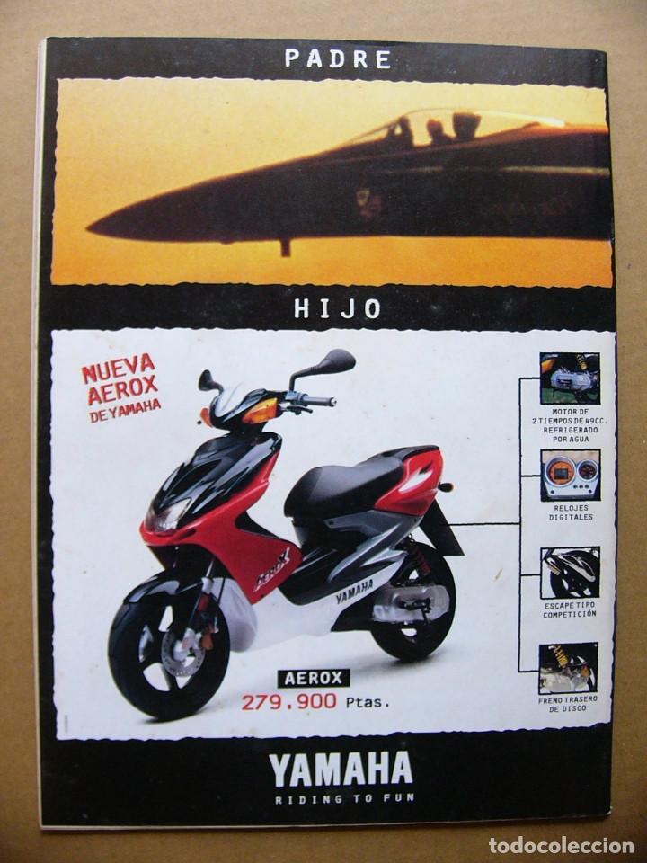 Coches y Motocicletas: Motociclismo 1533 Comparativa BMW K 1200 RS BMW K 1100 RS Novedades 1998 - Foto 3 - 87677240