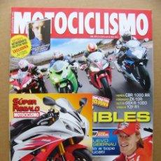 Coches y Motocicletas: MOTOCICLISMO 1979 KAWASAKI ZX10R HONDA CBR 1000 RR SUZUKI GSXR 600 1000 YAMAHA R1. Lote 87700740