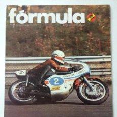 Coches y Motocicletas: REVISTA FORMULA NÚMERO 78, ABRIL 1973, ESPECIAL RALLIES, VER SUMARIO.. Lote 89076776