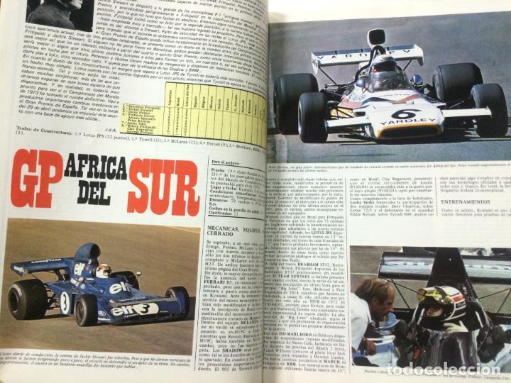 Coches y Motocicletas: REVISTA FORMULA NÚMERO 78, ABRIL 1973, ESPECIAL RALLIES, VER SUMARIO. - Foto 3 - 89076776