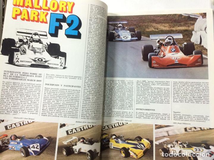 Coches y Motocicletas: REVISTA FORMULA NÚMERO 78, ABRIL 1973, ESPECIAL RALLIES, VER SUMARIO. - Foto 4 - 89076776
