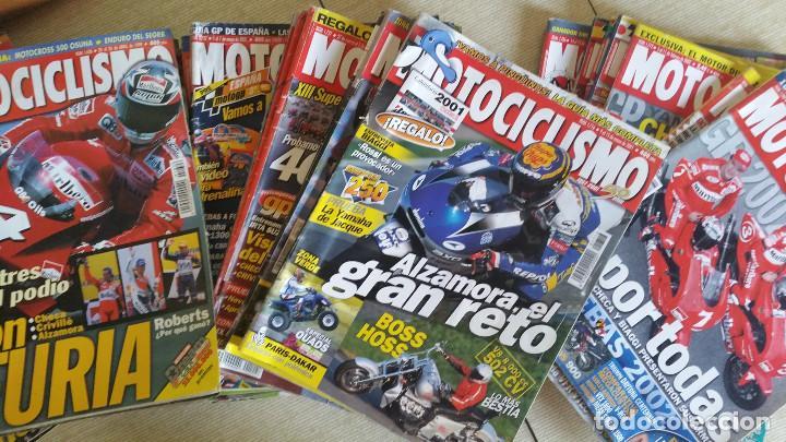 LOTE DE 29 REVISTAS MOTOCICLISMO - AÑOS 1999 2001 Y 2002 (Coches y Motocicletas - Revistas de Motos y Motocicletas)