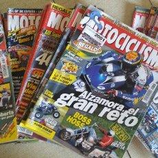 Coches y Motocicletas: LOTE DE 29 REVISTAS MOTOCICLISMO - AÑOS 1999 2001 Y 2002 . Lote 129205427