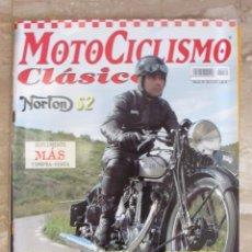 Coches y Motocicletas: REVISTA MOTOCICLISMO CLÁSICO Nº 30. PRUEBA: NORTON S2. MONTESA BRIO 110 S. TERROT 350 HSSO.. Lote 89569964