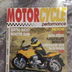 Coches y Motocicletas: REVISTA MOTORCYCLE Nº 2 REPORTAJE SOBRE BULTACO TSS, NORTON KNEELER 1955, BMW R1100S, VMAX.. Lote 90377411