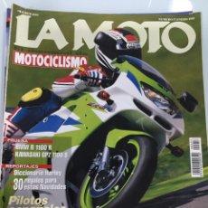 Coches y Motocicletas: REVISTA LA MOTO Nº 57 ENERO 1995. Lote 90383102