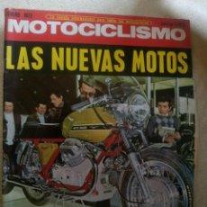 Coches y Motocicletas: REVISTA MOTOCICLISMO. ENERO 1972.. Lote 90424129