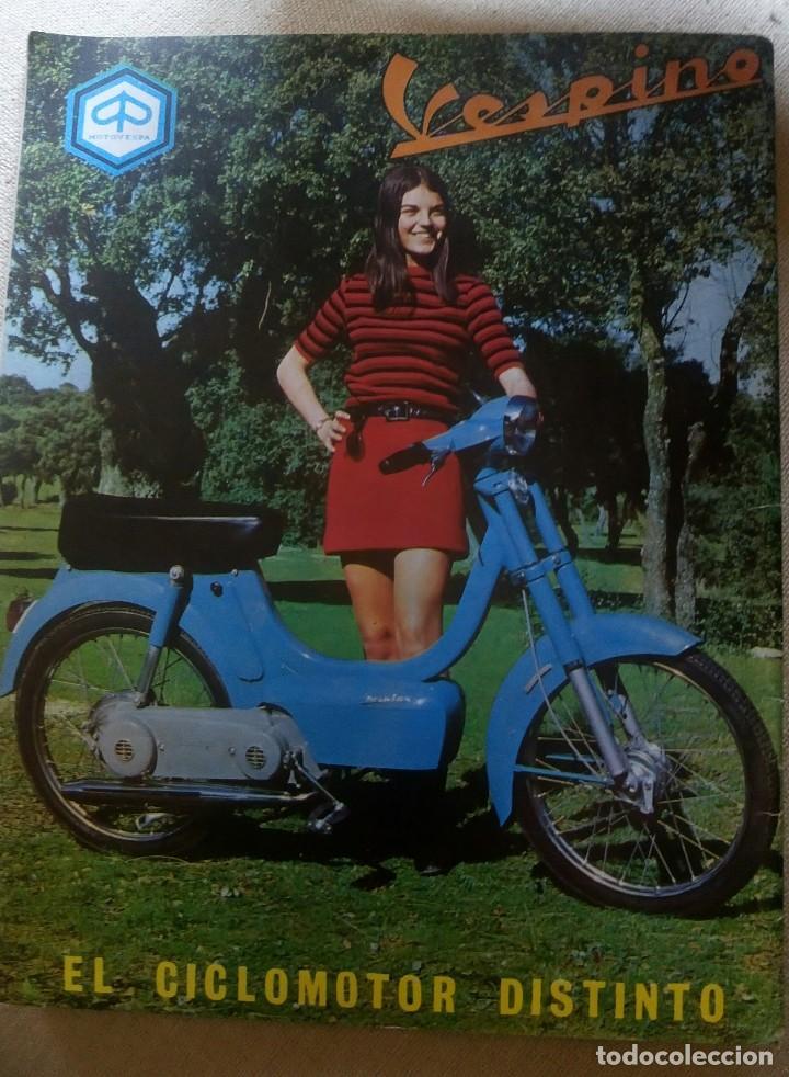 Coches y Motocicletas: REVISTA MOTOCICLISMO. JUNIO 1969. - Foto 2 - 90428874