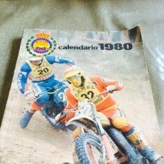 Coches y Motocicletas: ANUARIO DE MOTOCICLISMO 1980. Lote 91806037