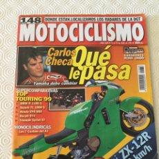 Coches y Motocicletas: REVISTA MOTOCICLISMO Nº1638 JULIO DE 1999. Lote 92811039