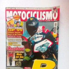 Coches y Motocicletas: REVISTA MOTOCICLISMO Nº 1657 AÑO 1999. PRUEBA APRILIA RSV MILLE R ROSSI YAMAHA YZ 250 . Lote 94805279