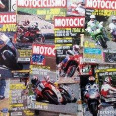 Coches y Motocicletas: MOTOCICLISMO LOTE DE 15 REVISTAS DE 1992 SE VENDEN SUELTAS A 3 EUROS VER FOTOGRAFIAS Y DESCRIPCIÓN. Lote 95545443