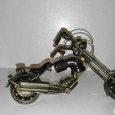 Coches y Motocicletas: MOTO HARLEY EN METAL. Lote 97182030