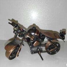 Coches y Motocicletas: MOTO EN METAL. Lote 97182687