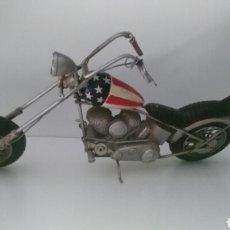 Coches y Motocicletas: MOTO EN METAL. Lote 97270839