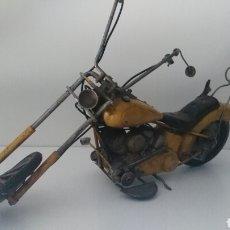 Coches y Motocicletas: MOTO EN METAL. Lote 97270934