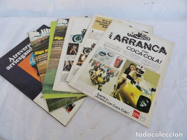 Coches y Motocicletas: 7 REVISTAS - SOLO MOTO -. AÑO 1978. - Foto 3 - 98645311