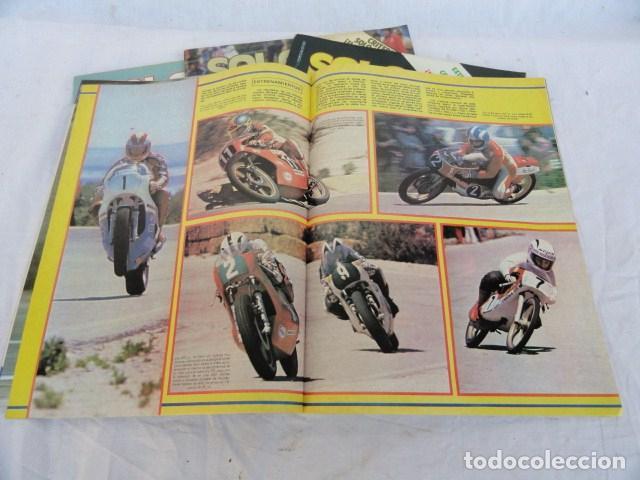 Coches y Motocicletas: 4 REVISTAS - SOLO MOTO -. AÑOS 1979-80. - Foto 2 - 98645839