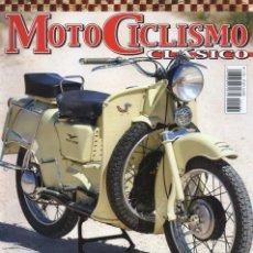Coches y Motocicletas: MOTOCICLISMO CLASICO N. 179 AGOSTO 2017 (NUEVA). Lote 99268191
