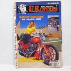 Coches y Motocicletas - REVISTA DE MOTOS US CYCLES Nº 23 - HARLEY DAVIDSON - 100642611