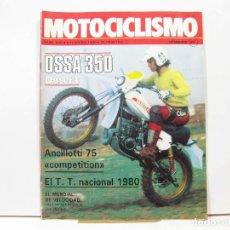 Carros e motociclos: REVISTA DE MOTOS MOTOCICLISMO Nº 645 - FEBRERO DE 1980. Lote 100707207