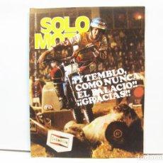 Coches y Motocicletas: REVISTA DE MOTOS SOLO MOTO - AÑO 6 Nº 224 - FEBRERO DE 1980. Lote 101047539
