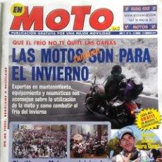 Coches y Motocicletas: REVISTA EN MOTO.ES - Nº 41. ENERO / FEBRERO 2011. ORIGINAL.. Lote 101063375