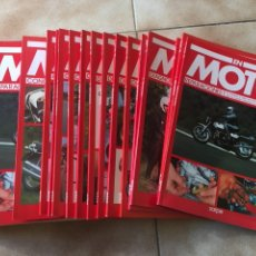 Coches y Motocicletas: EN MOTO ENCICLOPEDIA CADA EJEMPLAR 10€ CONSULTAR EXISTENCIAS. Lote 101738654