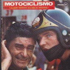 Coches y Motocicletas: REVISTA MOTOCICLISMO NOVIEMBRE 1970 PRUEBA BMW R 75/5. Lote 102200359