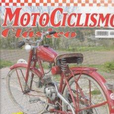 Coches y Motocicletas: REVISTA MOTOCICLISMO CLASICO Nº 44, PRUEBA: BULTACO MATADOR MK9. DUCATI GT 1000. DERBI SRS. . Lote 105254512