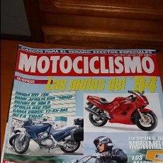 Coches y Motocicletas: REVISTA ANTIGUA DE MOTOS MOTOCICLISMO AÑO 1993 MUNDIAL MOTO N° 1325. Lote 102845039