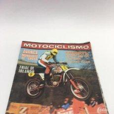Coches y Motocicletas: MOTOCICLISMO Nº 598 FEBRERO DE 1979. Lote 102975539