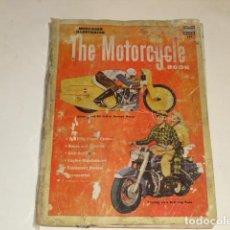 Coches y Motocicletas: THE MOTORCYCLE BOOK - AÑO 1951 -. Lote 103509839